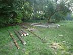 V pátek ráno musí být dřevo na večer už připravené.