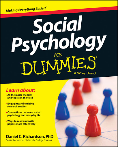 Download: Social Psychology For Dummies (2014)