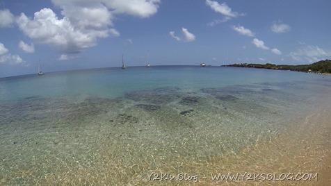 Saline Bay - Mayreau - Grenadine