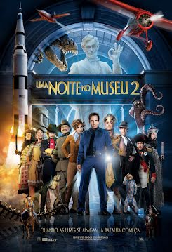 Noche en el museo 2 - Night at the Museum: Battle of the Smithsonian (2009)