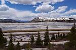 Am Robinson Lake ist es genauso kalt, wie es aussieht.