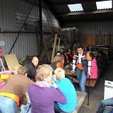Rabobank doet vrijwilligerswerk op Balloohoeve