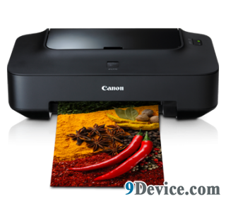 pic 1 - easy methods to save Canon PIXMA iP2770/ iP2772 inkjet printer driver