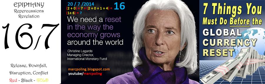 Christine Lagarde, FMI, numerologia: 20 Luglio 2014?