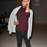 OIC - ENTSIMAGES.COM - Junaid Ahmed at the  LFW: a/w 2016: Prophetic - catwalk show  in London 20th February 2016 Photo Mobis Photos/OIC 0203 174 1069