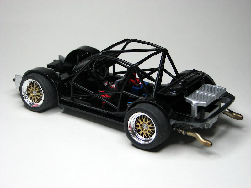 tamiya taisan starcard porsche 911 gt2 1995 1 24 car forums and automotive. Black Bedroom Furniture Sets. Home Design Ideas