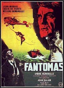 Tên Tội Phạm Khét Tiếng - Fantomas poster