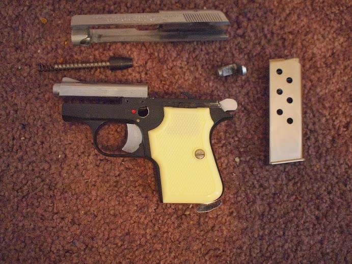 Excam Tanfoglio Targa GT27 Mouse Gun - The Liberal Gun Club