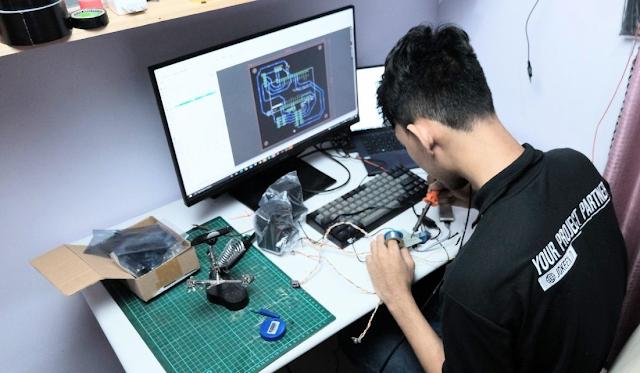 Mahasiswa Solusikan Sulitnya Industri Kecil Realisasikan Ide di Bidang IoT