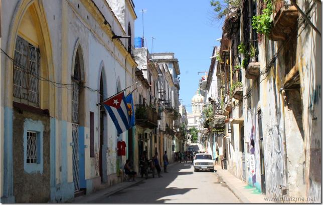 Куба. На улице Гаваны