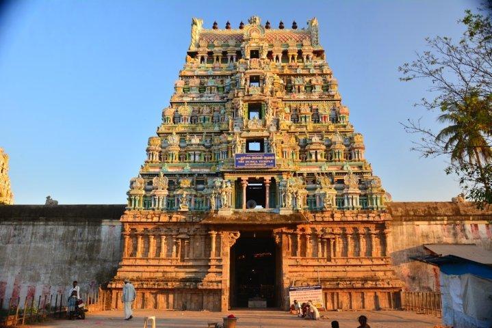 Sri Thenupureeswarar Temple, Patteswaram, Kumbakonam - 275 Shiva Temples