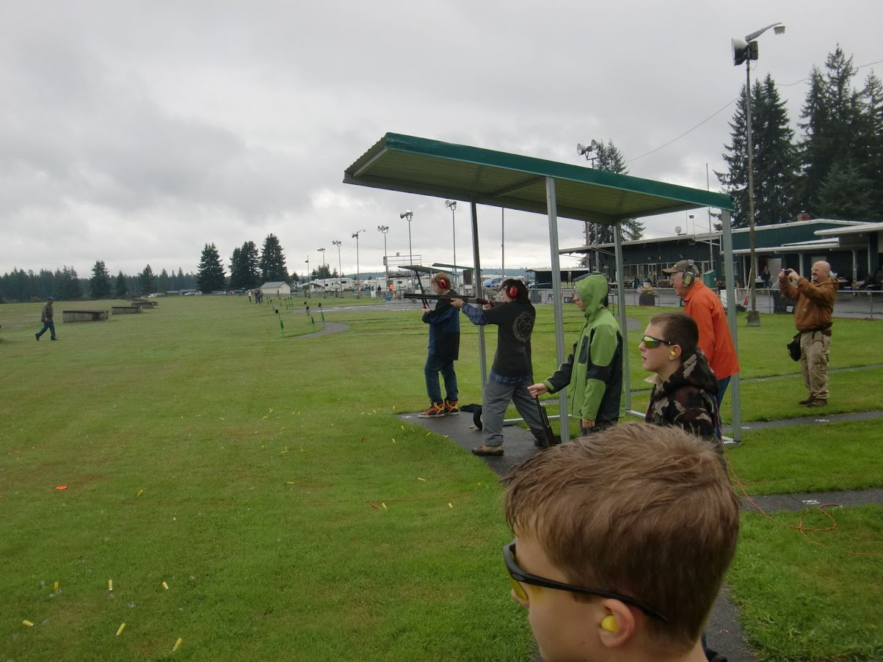 Shooting Sports Weekend - CIMG1083.JPG