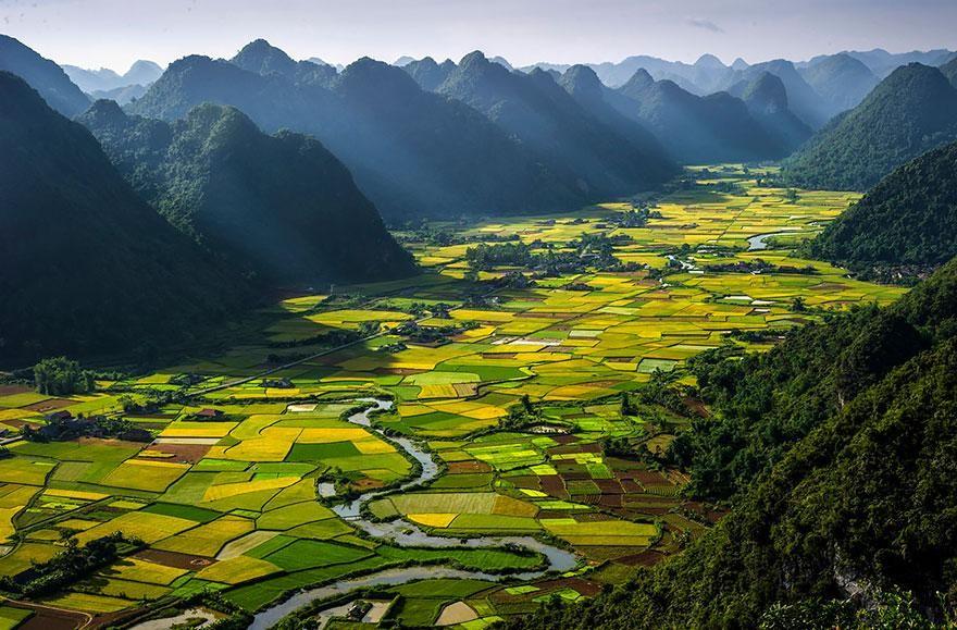 Thung lũng Bắc Sơn tỉnh Lạng Sơn