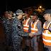 Director de la Policía Nacional supervisa labores preventivas durante la celebración de Nochebuena