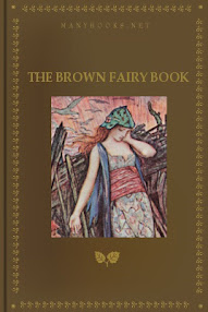 Cover of Andrew Lang's Book The Brown Fairy Book
