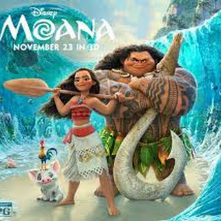 Movie - Moana (2016) [Cam]