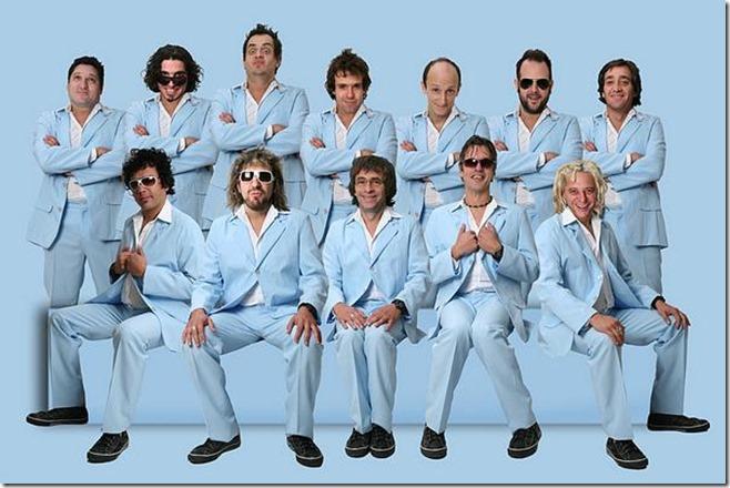 Los Autenticos Decadentes Grupo de Rock