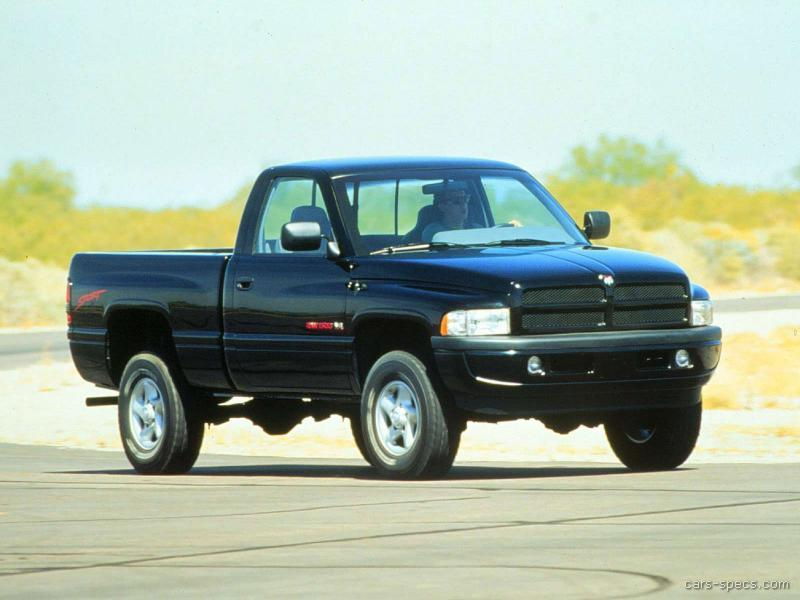 1998 dodge ram pickup 1500 regular cab specifications. Black Bedroom Furniture Sets. Home Design Ideas
