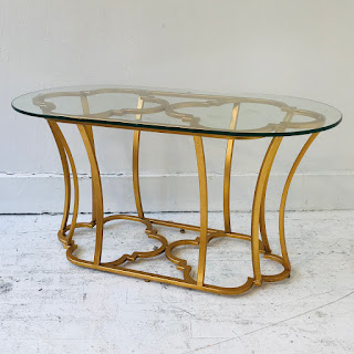 Quatrefoil Low Accent Table