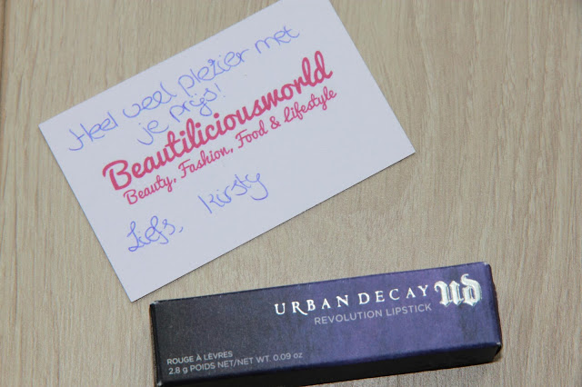 ∆ URBAN DECAY REVOLUTION FIEND