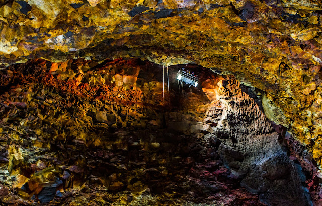 Questing to the Middle of the Earth: Exploring Inside a Volcano in Iceland