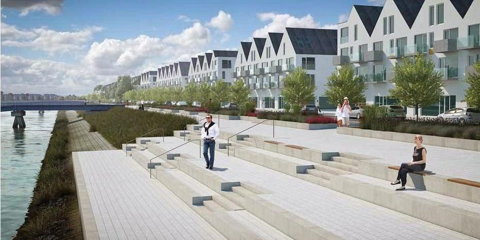 OstseeResort Olpenitz, Kappeln/ Schlei: Planung Hafenpromenade