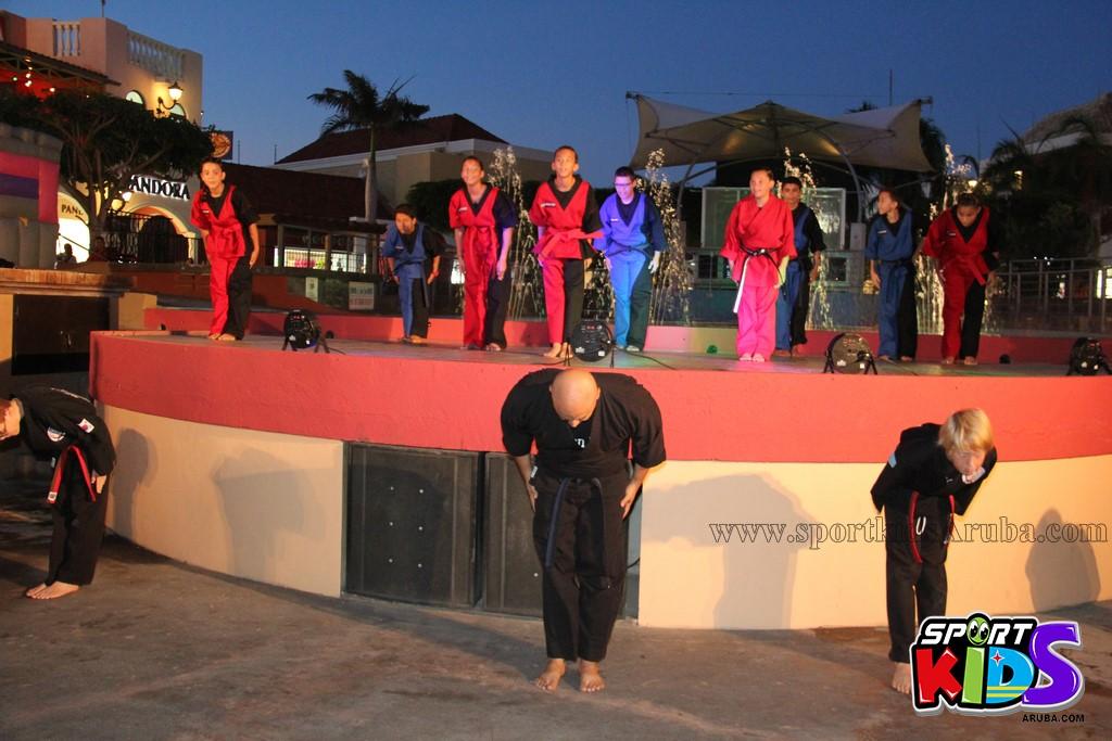 show di nos Reina Infantil di Aruba su carnaval Jaidyleen Tromp den Tang Soo Do - IMG_8699.JPG