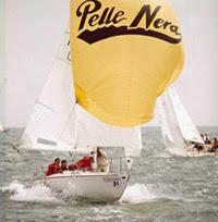 J/24 Italy sailing fast- Pelle Nera