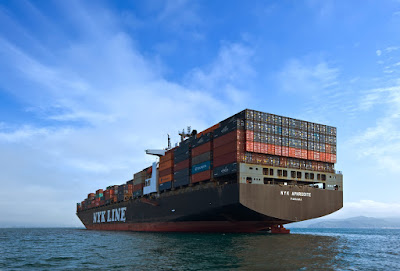 remote-controlled container ship to be tested in Japan