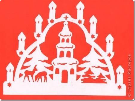 navidad arte recortado (8)