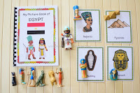 Ancient Egypt Learning Materials for Kids