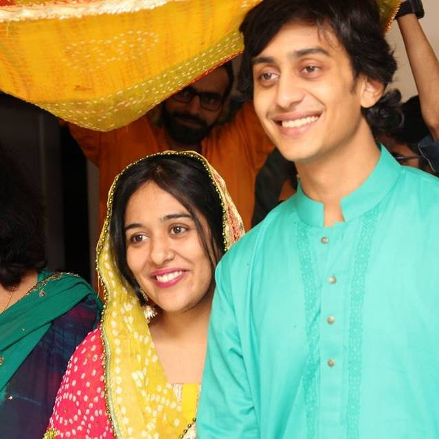 Actress Yasra Rizvi is about to become Mother