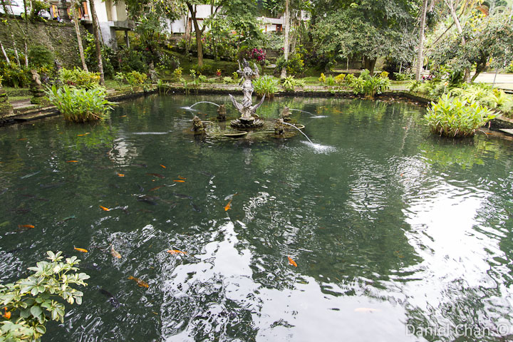 Bali pura gunung kawi sebatu chasing320 for 7194 garden pond