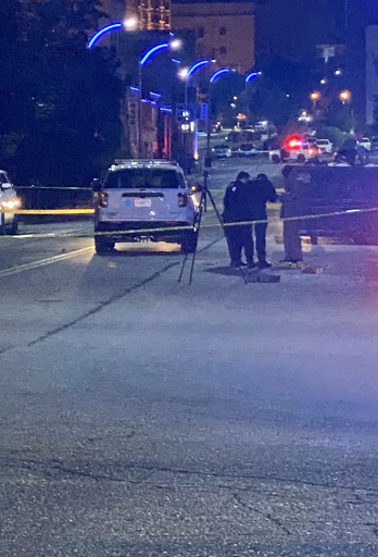 Saint Louis University security officer fatally shoots man armed with two guns