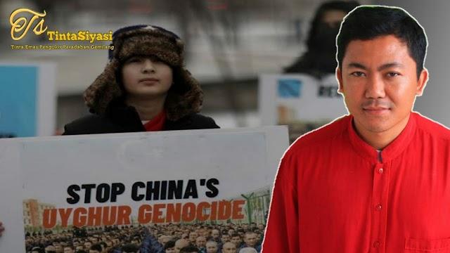 Ulama Xinjiang Sebut Cina Baik terhadap Muslim Uighur, Pengamat: Hanya Etalase Toleransi Palsu