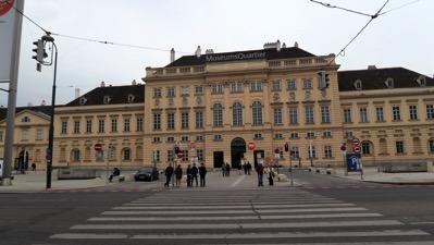 Museum Quarter Building