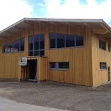 Neubau Werkhalle Volders