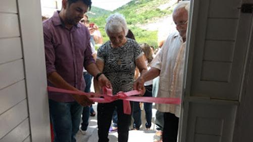 Inauguração do Posto DA Rajada1