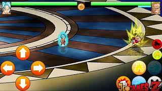 INCRÍVEL!! JOGO DRAGON BALL Z SUPER ESTILO MUGEN PARA CELULARES ANDROID + DOWNLOAD