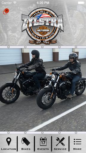 Zylstra Harley-Davidson®