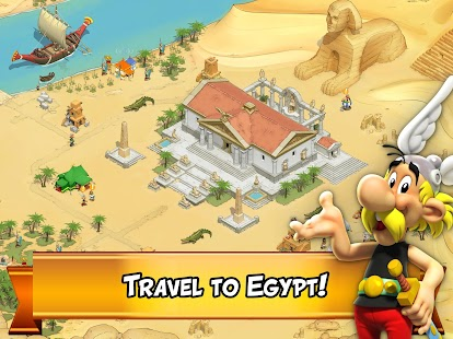 Asterix and Friends- screenshot thumbnail