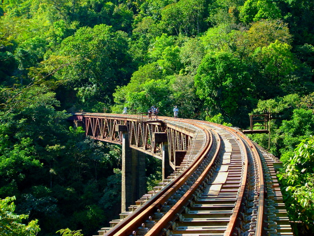 The green route from Hassan to Mangalore