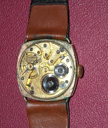 Conseil pour un bracelet à anses fixe pour une montre militaire dite de poilu Pols1