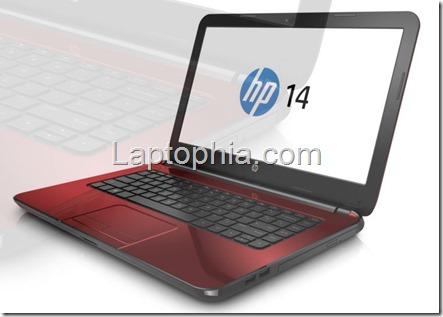 Harga Spesifikasi HP Notebook 14-r201tx