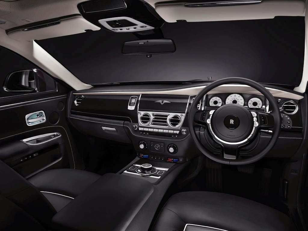 Rolls-Royce Ghost V-Specification Interior 2