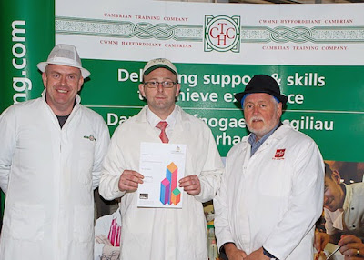 Nervous wait for butcher in national skills competition