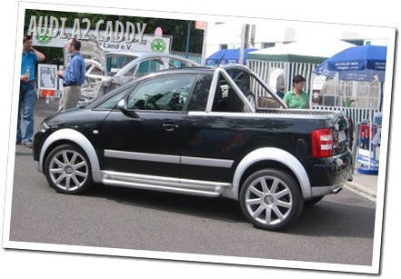 AUDI A2 CADDY PICK-UP - autodimerda.it