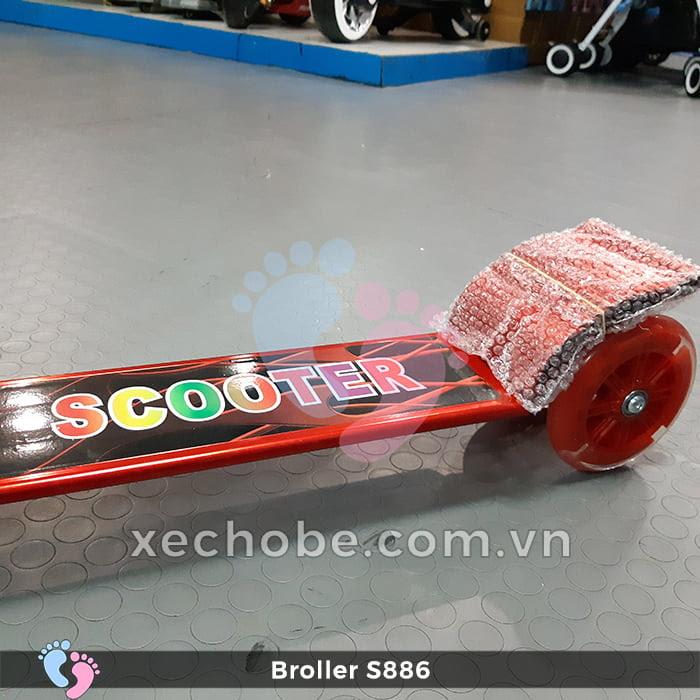 Xe trượt Scooter Broller S886 9