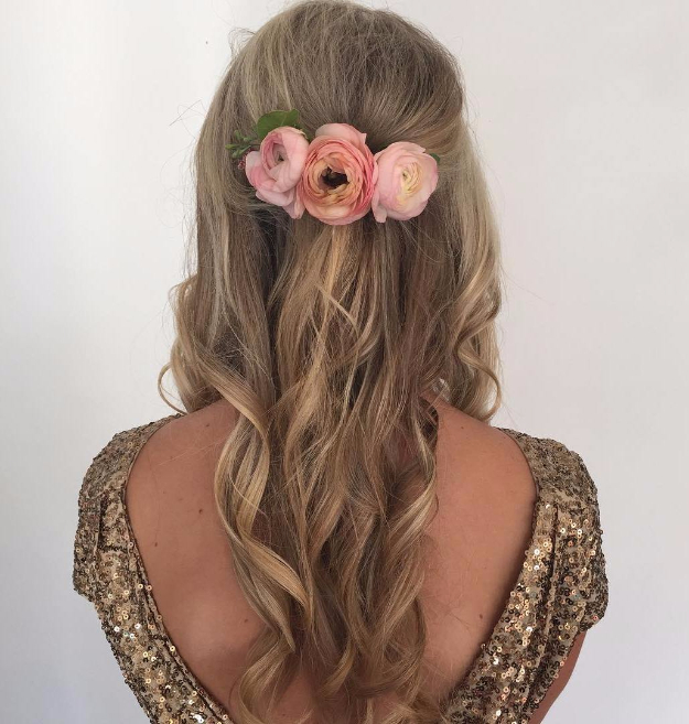 Hairstyles for any wedding -2017 7