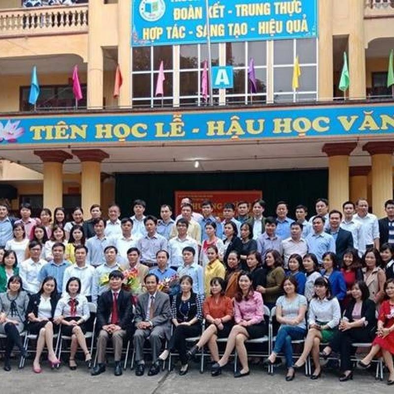 Chia tay thầy Dương Mạnh Trí – Hiệu trưởng Nhà trường và đón thầy Phạm Minh Tuân
